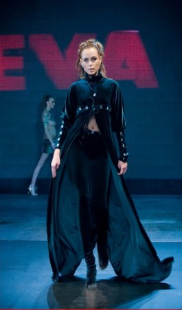 Коллекция вечернего платья 2006